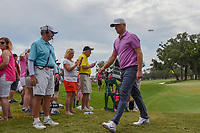 Alex Noren (SWE) heads for 10 during round 4 of The Players Championship, TPC Sawgrass, at Ponte Vedra, Florida, USA. 5/13/2018.<br /> Picture: Golffile | Ken Murray<br /> <br /> <br /> All photo usage must carry mandatory copyright credit (&copy; Golffile | Ken Murray)