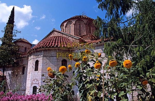 Bachkovo Monastery, Bachkovo, Bulgaria. Church of Sveta Bogoroditsa