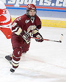 Anthony Aiello - The Boston College Eagles defeated the Boston University Terriers 5-0 on Saturday, March 25, 2006, in the Northeast Regional Final at the DCU Center in Worcester, MA.