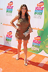 LOS ANGELES, CA- JULY 17: Actress Rosa Blasi attends Nickelodeon Kids' Choice Sports Awards 2014 at Pauley Pavilion on July 17, 2014 in Los Angeles, California.