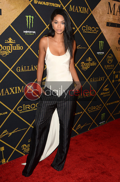Chanel Iman<br /> at the 2016 Maxim Hot 100 Party, Hollywood Palladium, Hollywood, CA 07-30-16<br /> David Edwards/DailyCeleb.com 818-249-4998