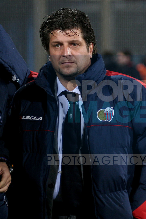 Silvio Baldini manager of Catania