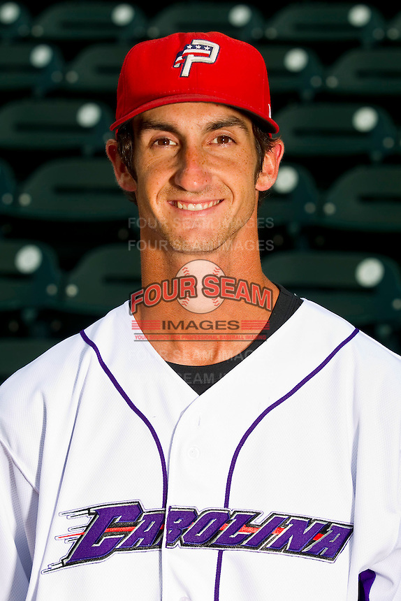 Carolina League All-Star Rob Wort #10 of the Potomac Nationals at BB&T Ballpark on June 19, 2012 in Winston-Salem, North Carolina.  (Brian Westerholt/Four Seam Images)