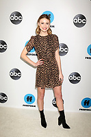 LOS ANGELES - FEB 5:  Hayley Erin at the Disney ABC Television Winter Press Tour Photo Call at the Langham Huntington Hotel on February 5, 2019 in Pasadena, CA.<br /> CAP/MPI/DE<br /> ©DE//MPI/Capital Pictures
