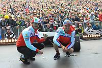 #63 FRANCESCO BAGNAIA (ITA) PRAMAC RACING (ITA) DUCATI DESMOSEDICI GP #43 JACK MILLER (AUS) PRAMAC RACING (ITA) DUCATI DESMOSEDICI GP