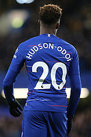 Callum Hudson-Odoi of Chelsea during Chelsea vs Newcastle United, Premier League Football at Stamford Bridge on 12th January 2019