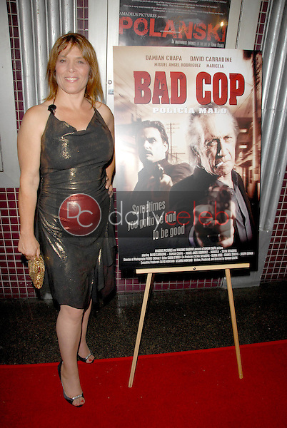 Calista Carradine<br />