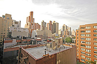 Roof View at 239 East 79th Street