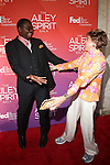 Robert Battle and Joan Weill at Alvin Ailey American Dance Theater-Ailey Spirit Gala 2015 Held at The David H. Koch Theater