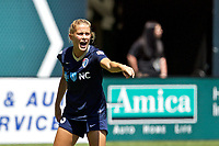 Portland, OR - Saturday July 15, 2017: Makenzy Doniak during a regular season National Women's Soccer League (NWSL) match between the Portland Thorns FC and the North Carolina Courage at Providence Park.