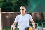24.06.2020, wohninvest Weserstadion Trainingsplatz, Bremen, GER, 1. FBL, Training SV Werder Bremen, <br /> <br /> im Bild<br /> Ludwig Augustinsson (Werder Bremen #05)<br /> <br /> Foto © nordphoto / Paetzel