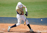 Florida International University catcher Aramis Garcia (44) plays against Florida Atlantic University. FAU won the game 9-3 on March 18, 2012 at Miami, Florida.