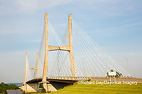 65095-02605 Bill Emerson Memorial Bridge over Mississippi River Cape Girardeau, MO