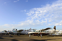 KENYA, Nairobi, Wilson airport, light aircraft for domestic travel