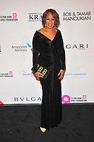 NEW YOKR, NY - NOVEMBER 7: Gayle King at The Elton John AIDS Foundation's Annual Fall Gala at the Cathedral of St. John the Divine on November 7, 2017 in New York City. Credit:John Palmer/MediaPunch