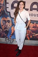 LOS ANGELES - AUG 8:  Sarah Adina Smith at the Alamo Drafthouse Los Angeles Big Bash Party at the Alamo Drafthouse on August 8, 2019 in Los Angeles, CA