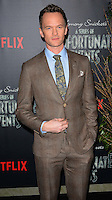 www.acepixs.com<br /> <br /> January 11 2017, New York City<br /> <br /> Neil Patrick Harris arriving at the 'Lemony Snicket's A Series Of Unfortunate Events' Screening at the AMC Lincoln Square Theater on January 11, 2017 in New York City. <br /> <br /> By Line: Nancy Rivera/ACE Pictures<br /> <br /> <br /> ACE Pictures Inc<br /> Tel: 6467670430<br /> Email: info@acepixs.com<br /> www.acepixs.com
