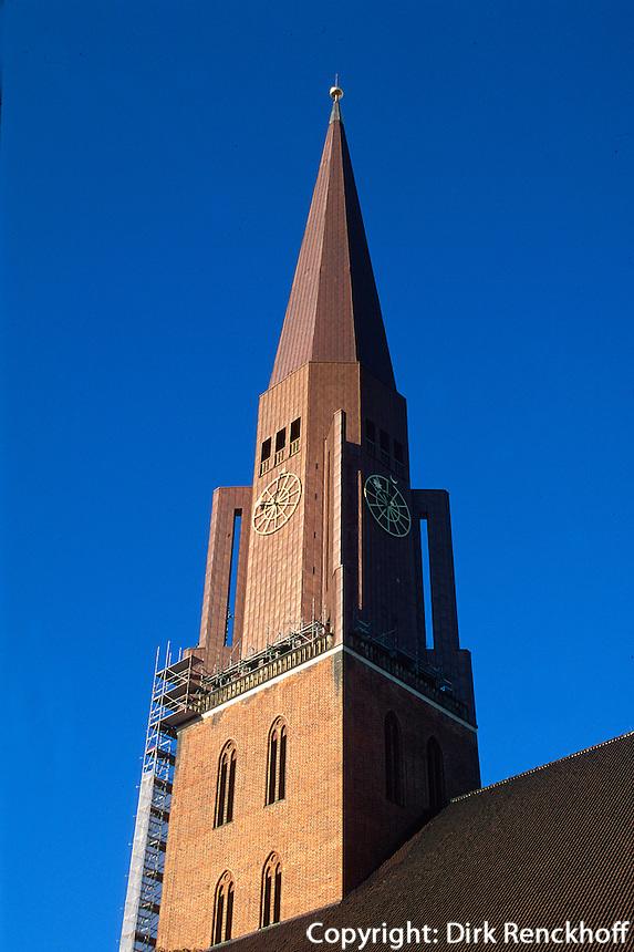 Deutschland, St. Jacobi - Kirche in Hamburg