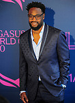 January 25, 2020: Leger Douzable on the blue carpet during the Pegasus World Cup Invitational at Gulfstream Park Race Track in Hallandale Beach, Florida. John Voorhees/Eclipse Sportswire/CSM