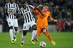 IM Torino 05-11-2013 Juventus Stadium<br /> Champions League 2013/2014<br /> Juventus Vs Real Madrid<br /> nella foto Bale-Asamoah<br /> foto Marco Iorio