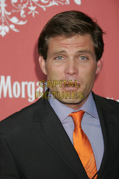 CASPER VAN DIEN.Spike TV's 2nd Annual Scream Awards held at The Greek Theater, Los Angeles, California, USA..October 19th, 2007.headshot portrait mouth open funny face .CAP/ADM/RE.©Russ Elliot/AdMedia/Capital Pictures.