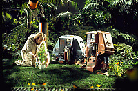Silent Running (1972) <br /> Bruce Dern &amp; Larry Whisenhunt<br /> *Filmstill - Editorial Use Only*<br /> CAP/KFS<br /> Image supplied by Capital Pictures
