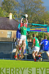 Laune Rngs v Mid Kerry Laune Rangers v   Mid Kerry in the AIB County Senior Football Championship Semi Final at Fitzgerald Stadium on Sunday.. MID KERRY 0-13 LAUNE RANGERS 0-5.