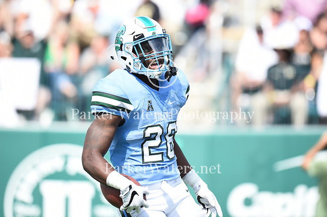 Tulane downs Army, 21-17.