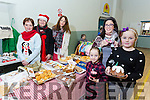 At the ARDFERT Community Centre. Christmas Markets on Sunday were Mia Hanafin, Clodagh Flaherty, Mary Jo Daly, Angela Donnellan, Josephine Cahill, Heather Hanafin