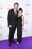David Seaman<br /> at the Caudwell Butterfly Ball 2017, Grosvenor House Hotel, London. <br /> <br /> <br /> ©Ash Knotek  D3268  25/05/2017