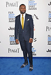 SANTA MONICA, CA - FEBRUARY 25: Actor David Oyelowo attends the 2017 Film Independent Spirit Awards at the Santa Monica Pier on February 25, 2017 in Santa Monica, California.