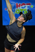 Jade Otway. 2019 Wellington Tennis Open at Renouf Centre in Wellington, New Zealand on Saturday, 21 December 2019. Photo: Dave Lintott / lintottphoto.co.nz
