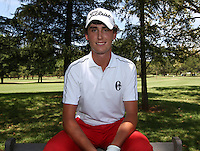 On the bench Renato Paratore (ITA) during the practice day ahead of the Tshwane Open 2015 at the Pretoria Country Club, Waterkloof, Pretoria, South Africa. Picture:  David Lloyd / www.golffile.ie. 10/03/2015