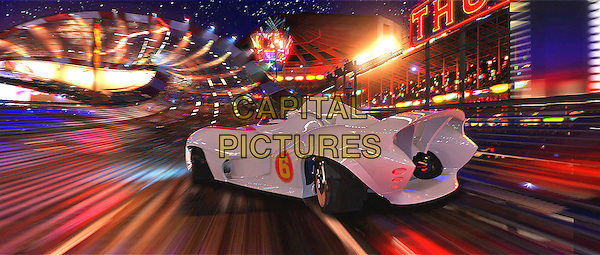 EMILE HIRSCH.in Speed Racer.*Filmstill - Editorial Use Only*.CAP/FB.Supplied by Capital Pictures.