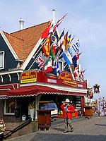 Winkel op de Dijk in Volendam