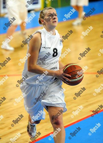 11-11-03 / Basketbal / seizoen 2011-2012 / Sint Katelijne Waver / Goyvaerts Jolien..Foto: Mpics