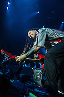 Five Finger Death Punch at Mayhem Fest 2013 in Atlanta, GA.