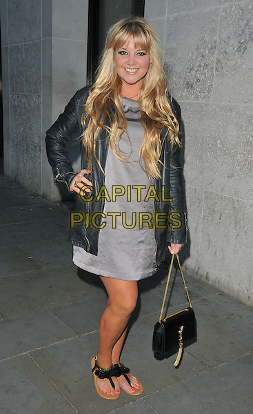 Goldierocks ( Samantha Louise Hall ) at the STK Ibiza launch party, STK bar &amp; restaurant, The Strand, London, England, UK, on Tuesday 21 June 2016.<br /> CAP/CAN<br /> &copy;CAN/Capital Pictures