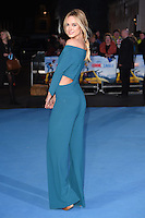 "Kimberley Garner<br /> at the ""Eddie the Eagle"" European premiere, Odeon Leicester Square London<br /> <br /> <br /> ©Ash Knotek  D3099 17/03/2016"