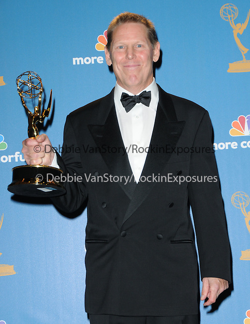 Bucky Gunts at The 62nd Anual Primetime Emmy Awards held at Nokia Theatre L.A. Live in Los Angeles, California on August 29,2010                                                                   Copyright 2010  DVS / RockinExposures