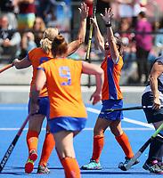 Masters Hockey,  Nga Punawai, Christchurch, New Zealand, Friday 29 February 2020. Photo: Simon Watts/www.bwmedia.co.nz