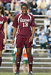 28 November 2008: Texas A&M's Raven Tatum. The University of North Carolina Tar Heels defeated the Texas A&M University Aggies 1-0 in double overtime at Fetzer Field in Chapel Hill, North Carolina in a Fourth Round NCAA Division I Women's college soccer tournament game.