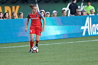 Portland, OR - Saturday July 22, 2017: Ashleigh Sykes during a regular season National Women's Soccer League (NWSL) match between the Portland Thorns FC and the Washington Spirit at Providence Park.