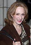 Jan Maxwell attending the Opening Night Performance of the Manhattan Theatre Club's 'The Other Side' at the Samuel J. Friedman Theatre in New York City on 1/10/2013