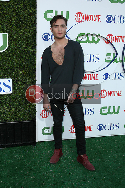Ed Westwick<br />