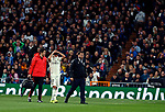 Real Madrid CF's Lucas Vazquez  during UEFA Champions League match, Round of 16, 2nd leg between Real Madrid and AFC Ajax at Santiago Bernabeu Stadium in Madrid, Spain. March 05, 2019.(ALTERPHOTOS/Manu R.B.)