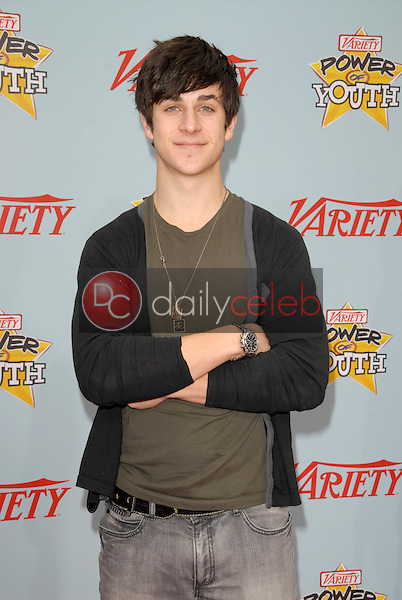 """David Henrie<br /> at Variety's 3rd Annual """"Power of Youth,"""" Paramount Studios, Hollywood, CA. 12-05-09<br /> David Edwards/DailyCeleb.com 818-249-4998"""