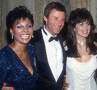 #Leslie Uggams #Tristan Rogers#Deborah Shelton 1985<br /> Photo By Adam Scull/PHOTOlink.net