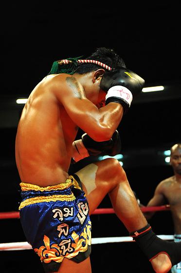 Primer campeonato mundial de Muay Thai y Artes Marciales Mixtas en Panamá, 2010 / Ciudad de Panamá.