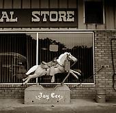 Quecreek, Pennsylvania.July 7, 2003..General store...